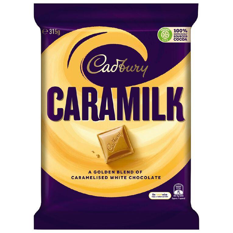 Cadbury Caramilk 315g, , hi-res