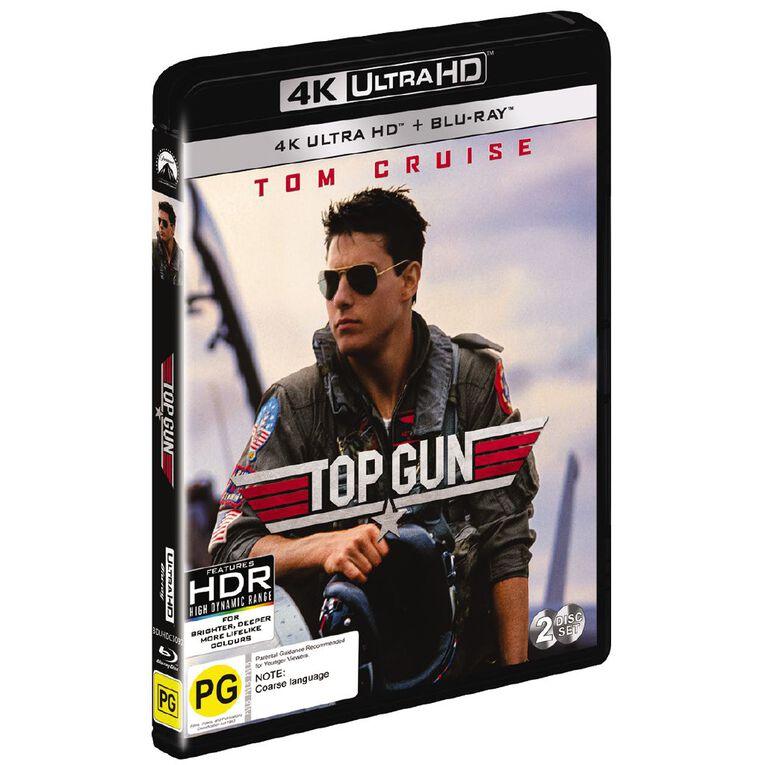 Top Gun 4K Blu-ray 2Disc, , hi-res