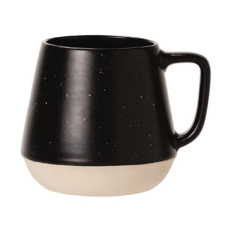 Living & Co Hug Mug Black, , hi-res