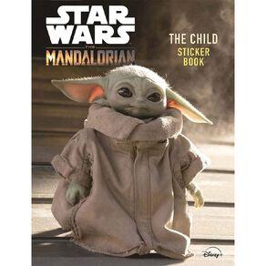 Star Wars The Mandalorian: The Child Sticker Book