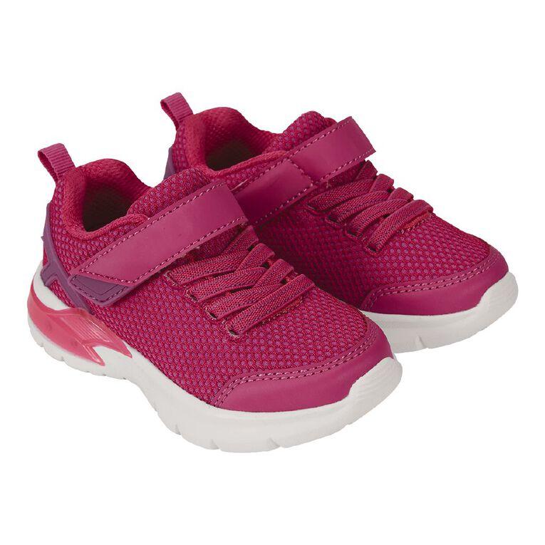 Young Original Victoria Light Up Shoe, Pink, hi-res