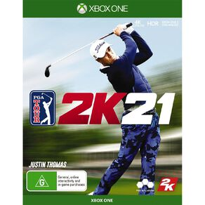 XboxOne PGA 2K21