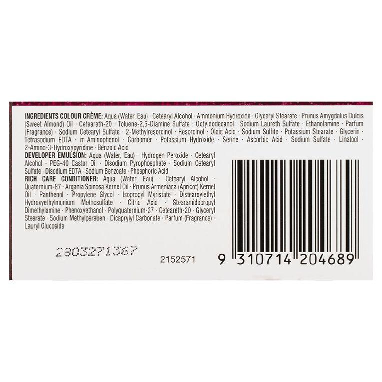 Napro Palette Choc Brown 3-65, , hi-res