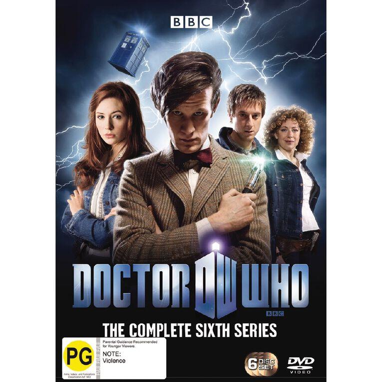 Doctor Who (2010) Season 6 DVD 6Disc, , hi-res