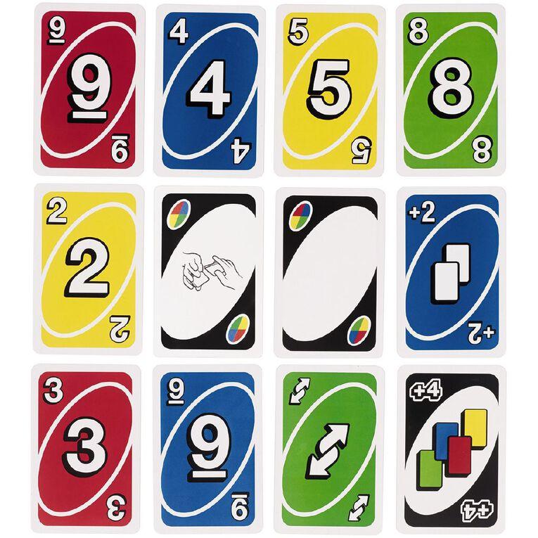 UNO Card Game, , hi-res