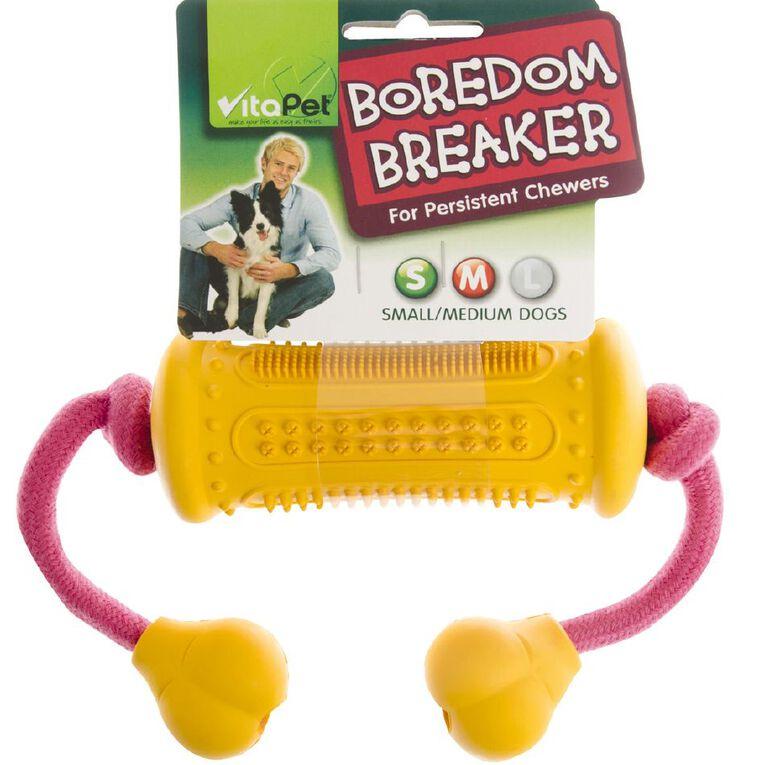 Vitapet Boredom Breaker Rubber Dog Toy Assorted, , hi-res