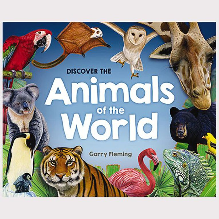 Animals of the World, , hi-res