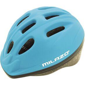 Milazo Junior Helmet Size 48-52cm X Small Teal
