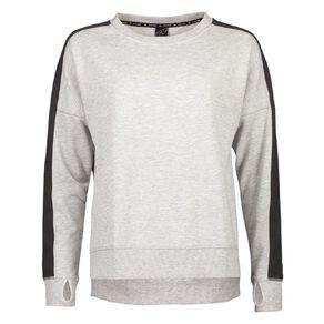 Active Intent Women's Long Sleeve Lifestyle Sweatshirt