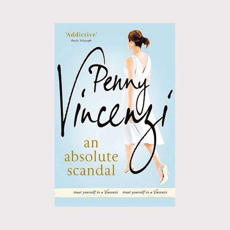 An Absolute Scandal by Penny Vincenzi, , hi-res