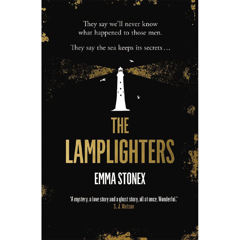The Lamplighters by Emma Stonex, , hi-res