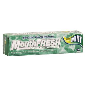 MouthFresh Toothpaste Cool Mint 120g
