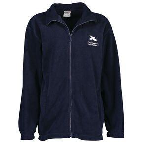 Schooltex Greenmeadows Intermediate Polar Fleece Jacket with Embroidery