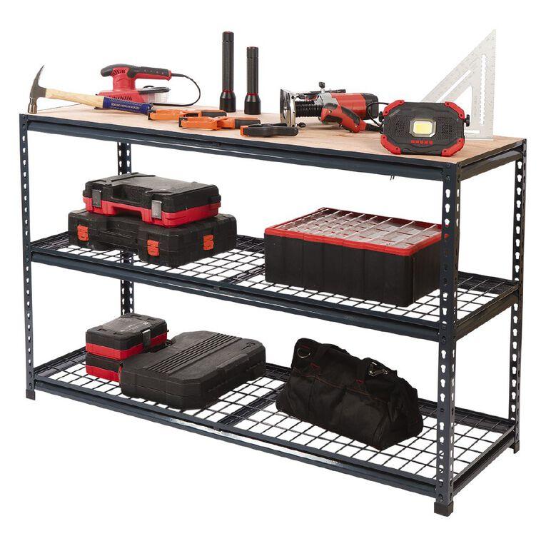 Mako Workbench Shelving Unit, , hi-res