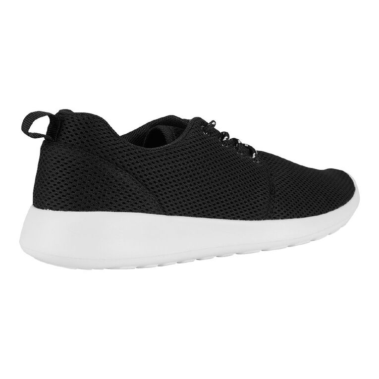 Active Intent Track Shoes, Black/White S21, hi-res