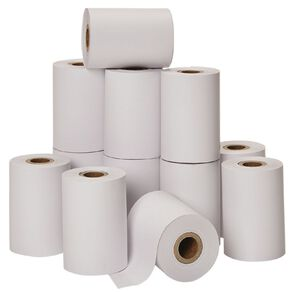 WS Eftpos Roll 57 x 40mm Thermal White 12 Pack