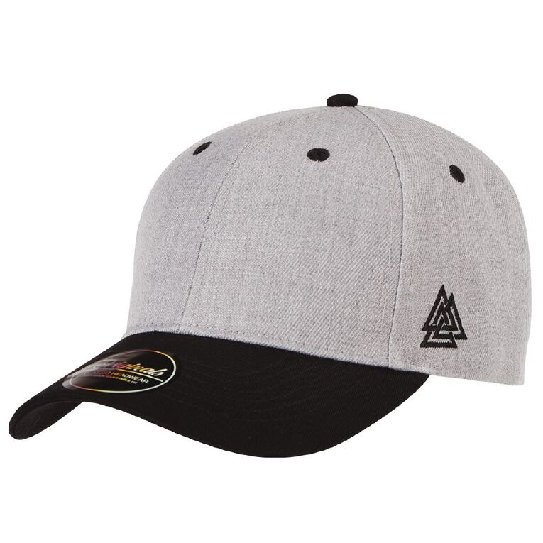 H&H Baseball Cap, Navy GREY, hi-res
