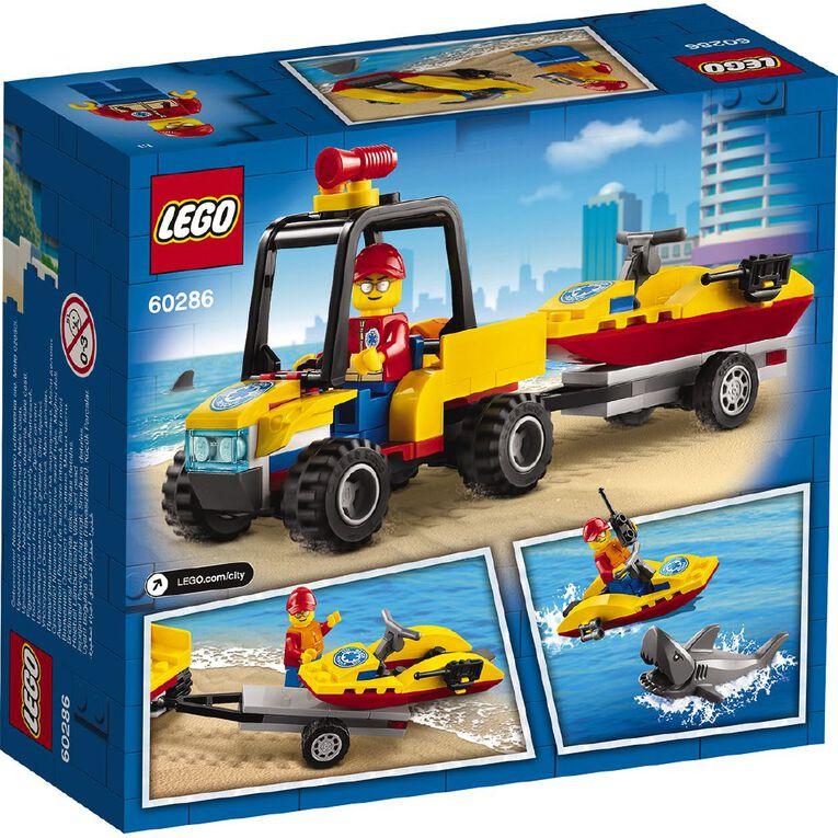 LEGO City Beach Rescue ATV 60286, , hi-res