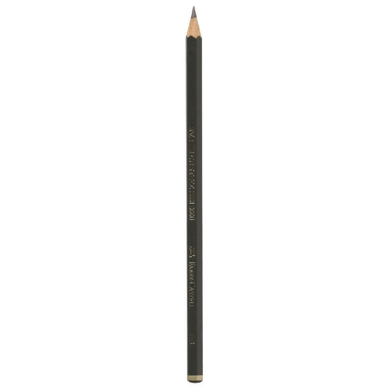 Faber-Castell Drawing Pencil 9000 2B, , hi-res