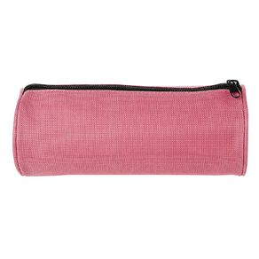 WS Pencil Case Tube Plain Assorted