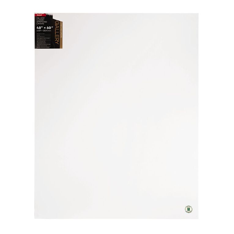 Jasart Gallery 1.5 inch Thick Edge Canvas 48x60 inches, , hi-res