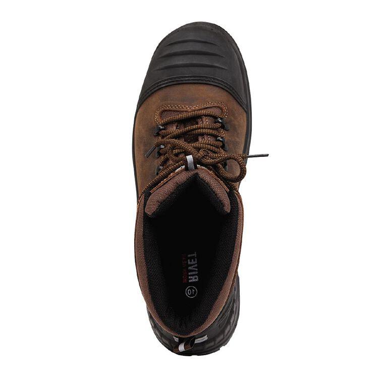Rivet Opiri Work Boots, Tan, hi-res