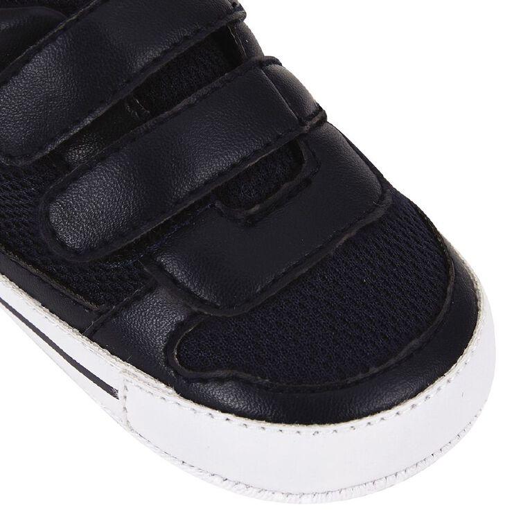 Young Original Infants' Double Strap Shoes, Navy, hi-res