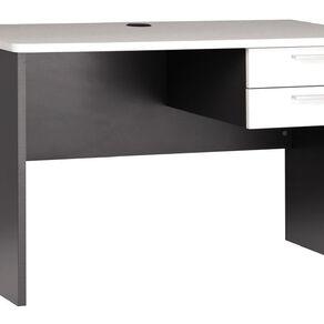 Jasper J Emerge Desk 1200 /Ironstone White
