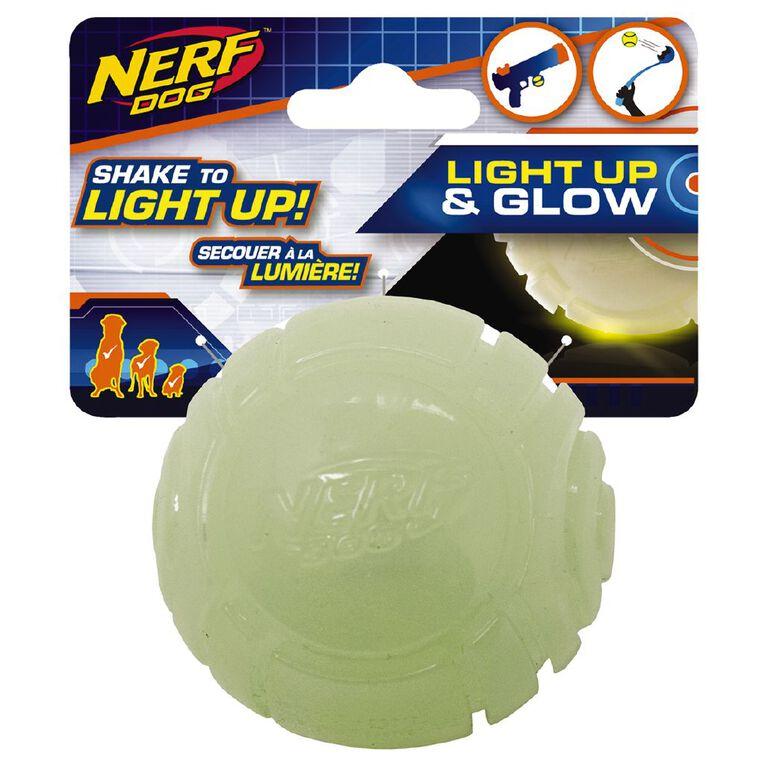 NERF lightening LED Glow Sonic Ball, , hi-res