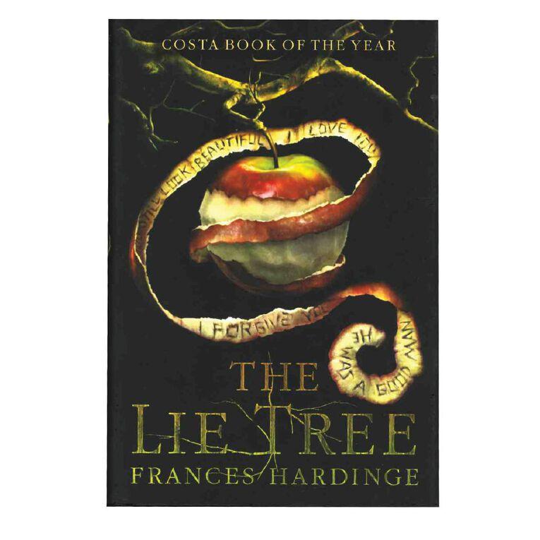 The Lie Tree by Frances Hardinge, , hi-res