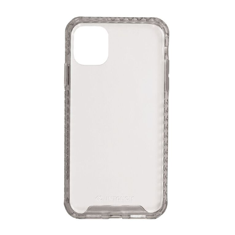 INTOUCH iPhone 11 Vanguard Drop Protection Case Clear, , hi-res