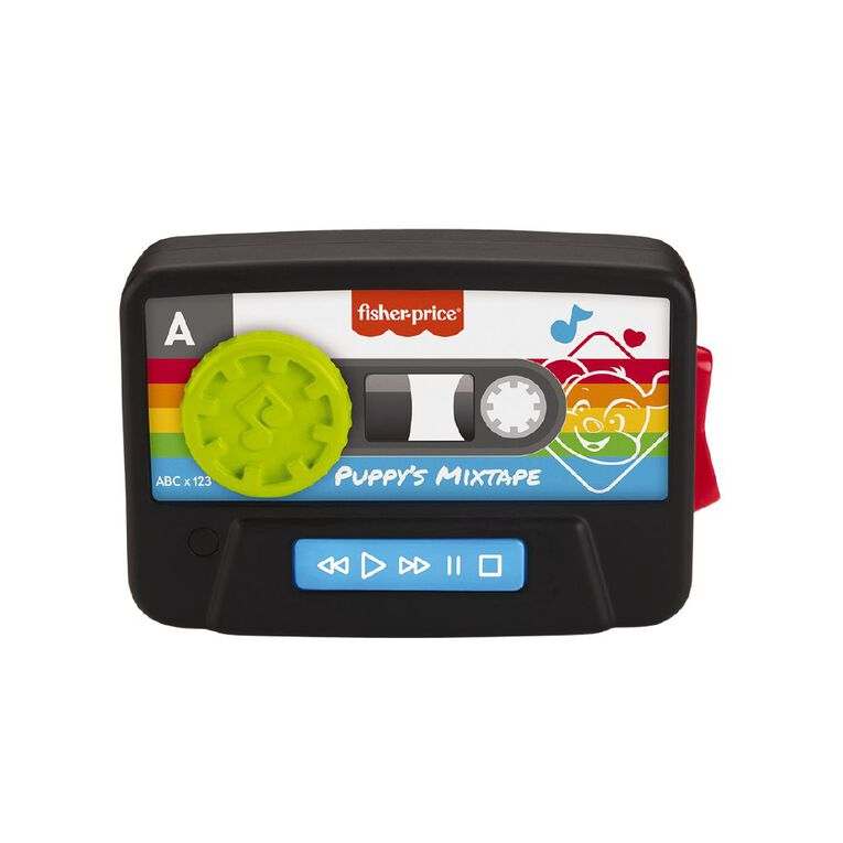 Fisher-Price Laugh & Learn Puppy's Mix Tape, , hi-res