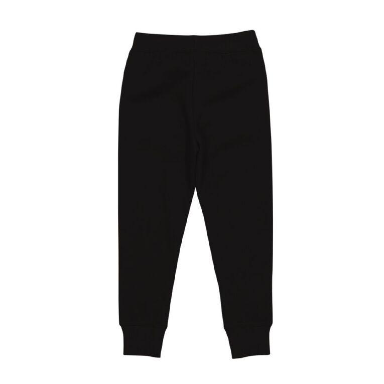 Young Original Printed Jogger Trackpants, Black, hi-res