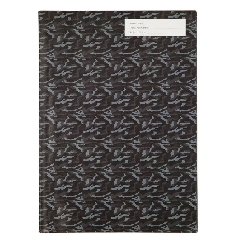 WS Book Sleeve 1b8 Camo 1 Pack, , hi-res