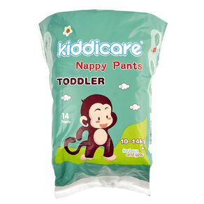 Kiddicare Convenience Size Nappy Pants Toddler 13s