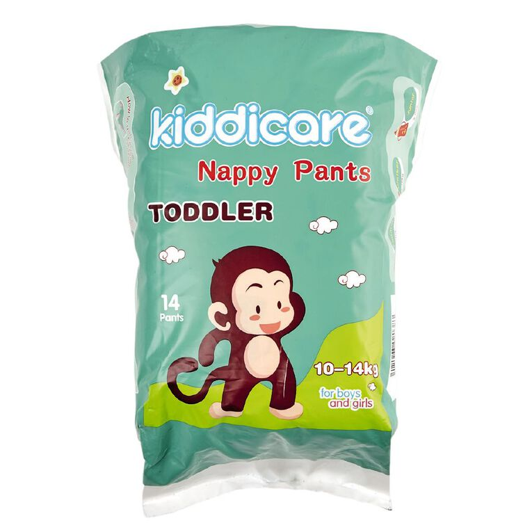 Kiddicare Convenience Size Nappy Pants Toddler 13s, , hi-res