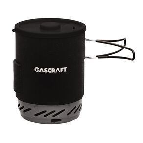 Gascraft Turbo Stove & Pot Set