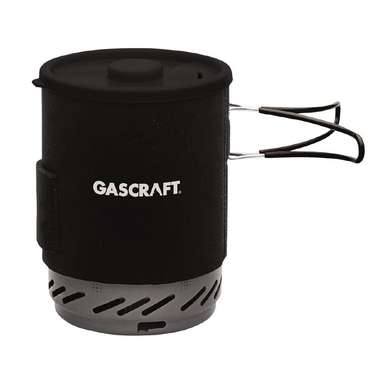 Gascraft Turbo Stove & Pot Set, , hi-res
