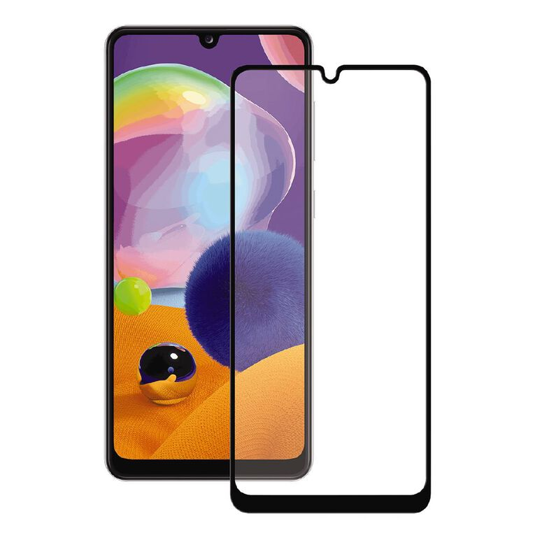 In Touch Samsung A31 Glass Screen Protector Clear, , hi-res image number null