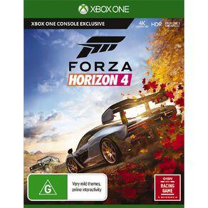 XboxOne Forza Horizon 4