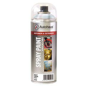 Autohaus Chrome Spray Paint 400ml