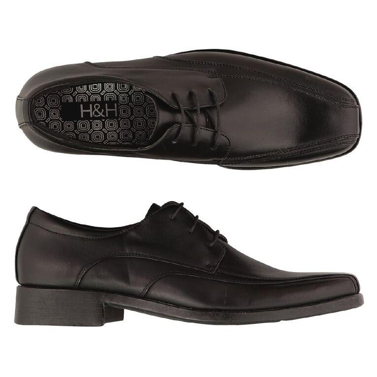 H&H Pound Dress Shoes, Black, hi-res