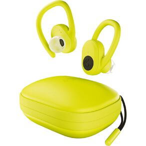Skullcandy Push Ultra True Wireless Earbuds Electric Yellow