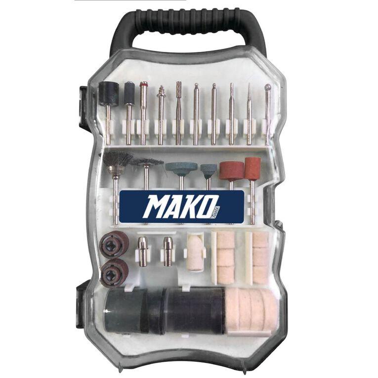Mako Rotary Tool  Accessory Set 71 Piece, , hi-res