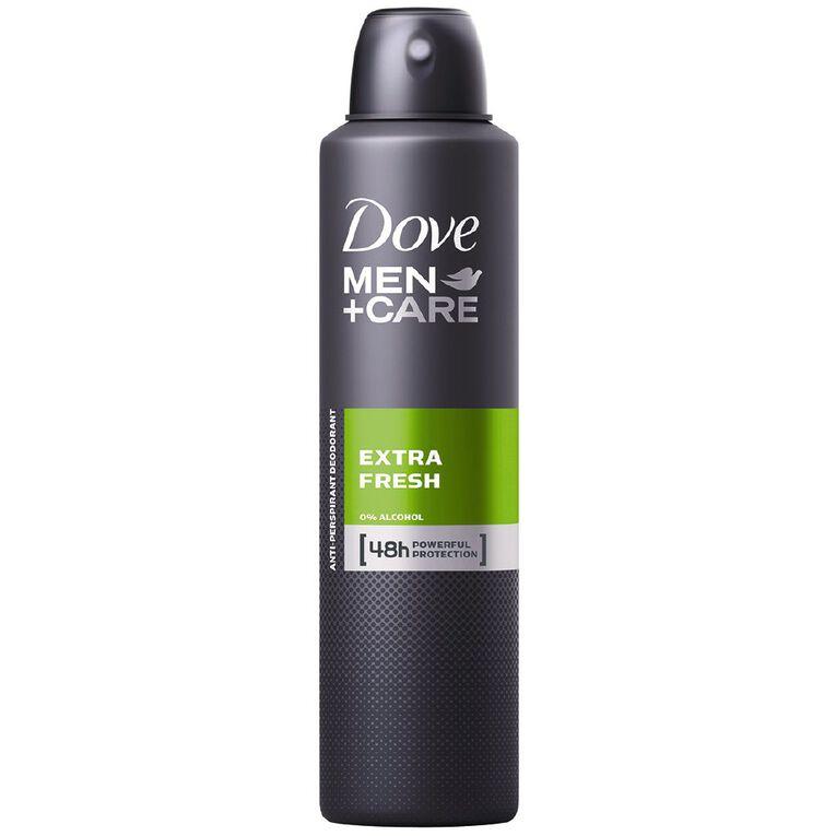 Dove Men's Antiperspirant Extra Fresh 250ml, , hi-res