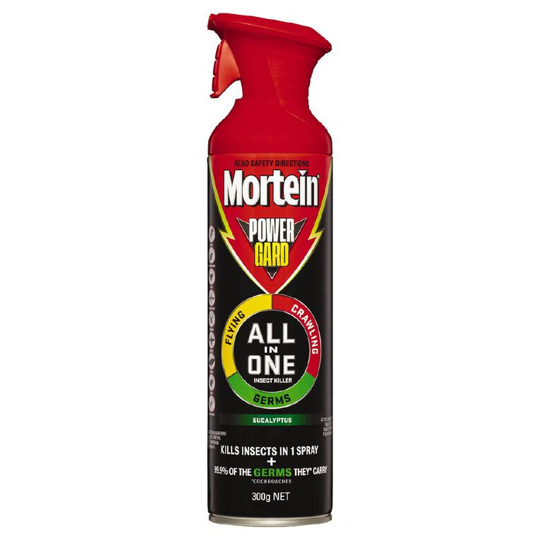 Mortein Powergard All in One Insect Killer With Germs Kill, , hi-res image number null