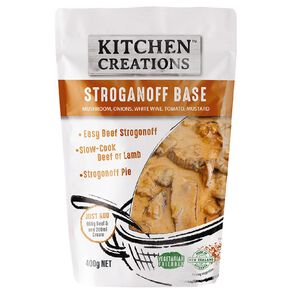 Kitchen Creations Stroganoff Meal Base 400g
