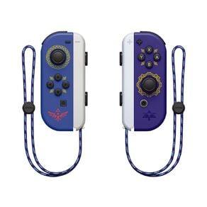 Nintendo Switch Controller Set Legend of Zelda Skyward Sword Edition