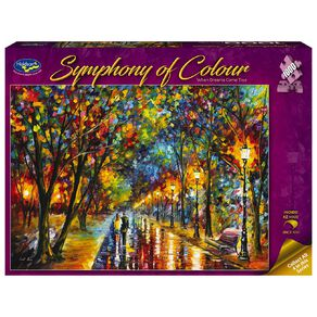 Holdson Puzzle Symphony Of Colour 2 1000 Piece