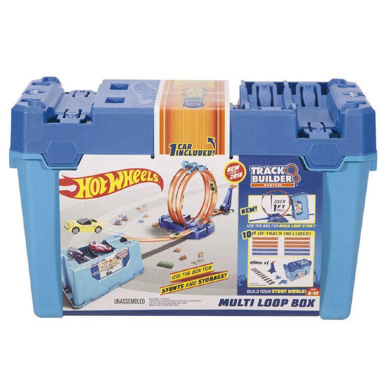 Hot Wheels Track Builder Challenge Tub Assorted, , hi-res